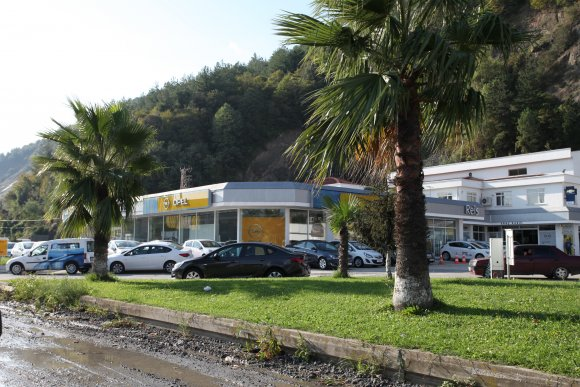 Opel ve Chevrolet Oto Showroom